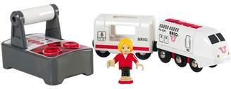 Brio Remote Control Travel Train Toy Set