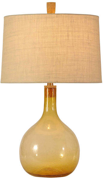 JCPenney Linden Street Glass Table Lamp