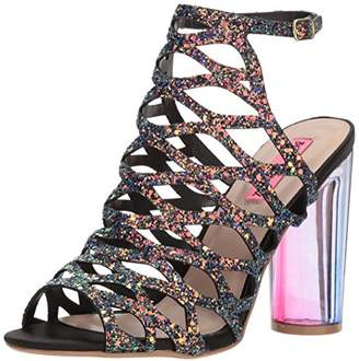 Betsey Johnson Women's Kerena Heeled Sandal