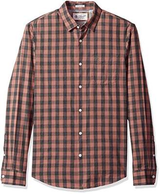 Original Penguin Men's Buffalo Check Shirt