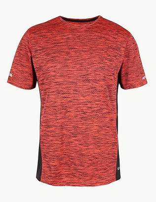 Marks and Spencer Active Crew Neck T-Shirt