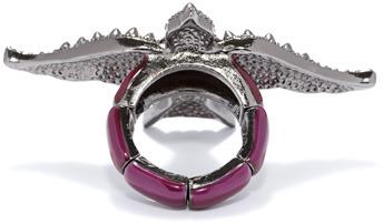 Rachel Roy Spiked Dove Ring