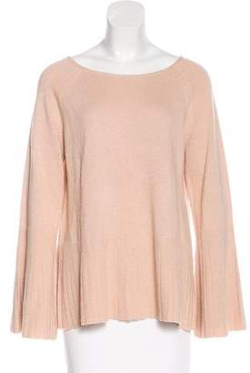 Elizabeth and James Bell Sleeve Knit Sweater