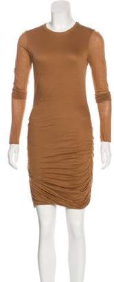 A.L.C. Long Sleeve Knit Dress w/ Tags