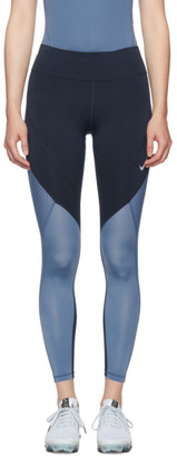Nike Blue Epic Lux Leggings