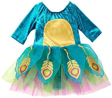 Gymboree Baby Peacock Costume