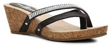 Duck Head Footwear Cindy Wedge Sandal