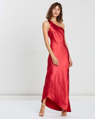 Atmos & Here Emma One Shoulder Dress