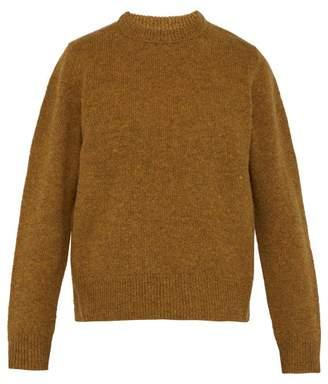 Acne Studios Wool Sweater - Mens - Green