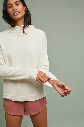 MATE The Label Sydney Mock Neck Pullover