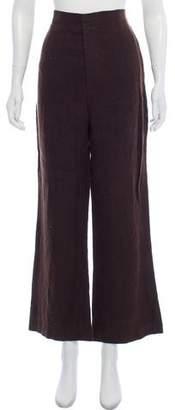 Creatures of Comfort Linen-Blend Pants