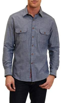Robert Graham Upstate Woven Long Sleeve Classic Fit Shirt