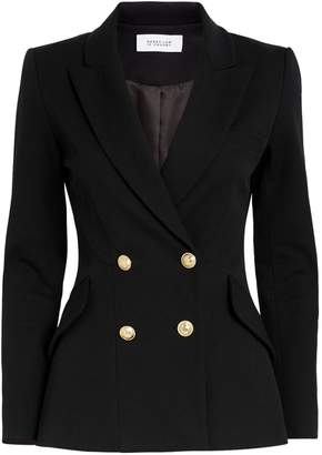 Derek Lam 10 Crosby Core Rodeo Double-Breasted Blazer
