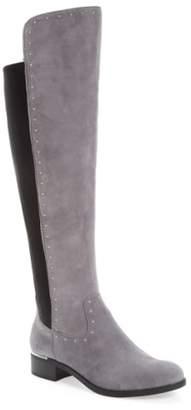 Calvin Klein Cynthia Studded Riding Boot