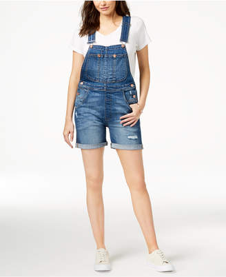 M1858 Mason Ripped Denim Overalls, Created for Macy's