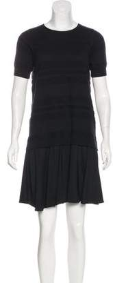 Timo Weiland Short Sleeve Knit Dress