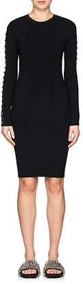 Alexander Wang Women's Cutout-Sleeve Sweaterdress