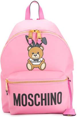 Moschino Playboy teddy backpack