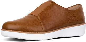 FitFlop Laceless Leather Derby Shoes