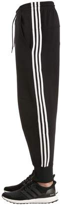 Y-3 3-Stripes Cotton Blend Track Pants