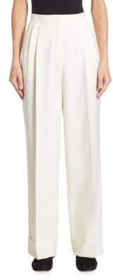 The Row Lian Pleated Pants