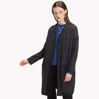 Tommy Hilfiger Reversible Sweater Coat