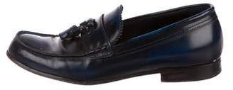 DSQUARED2 Leather Tassel Loafers