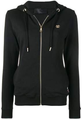 Philipp Plein Skull hooded jacket