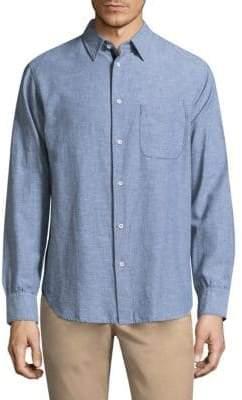 Rag & Bone Casual Button-Down Shirt