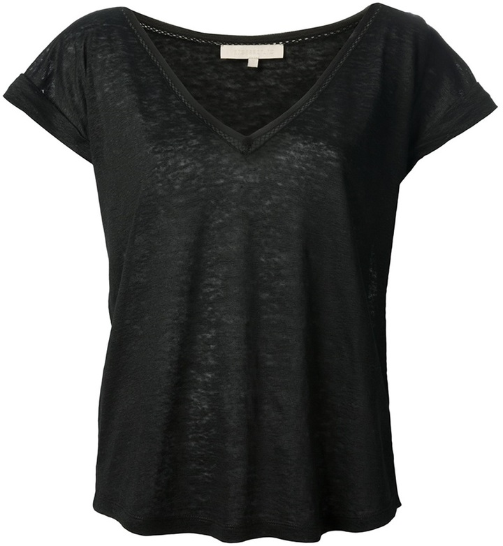 Vanessa Bruno V neck T-shirt