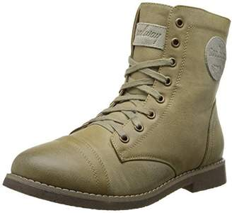 Coolway Women's Elsa Combat Boot