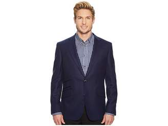 Robert Graham Halden Notch Lapel Blazer Men's Coat