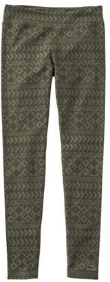 L.L. Bean L.L.Bean Boundless Performance Tights, Print