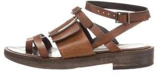 Ld Tuttle Leather Platform Sandal