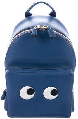 Anya Hindmarch Mini Imperial Eyes Backpack w/ Tags