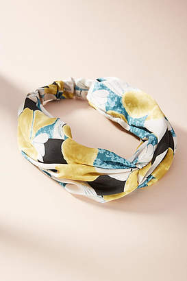 Anthropologie Paige Floral Headband
