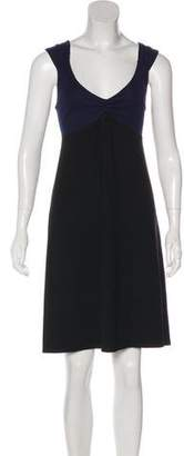 Ella Moss Sleeveless Knee-Length Dress