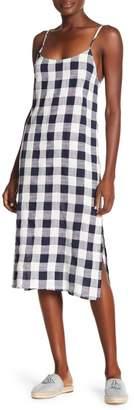 Show Me Your Mumu Shiloh Gingham Slip Dress
