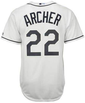 Majestic Men's Chris Archer Tampa Bay Rays Replica Jersey