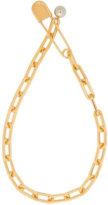 Burberry Chain-link short necklace