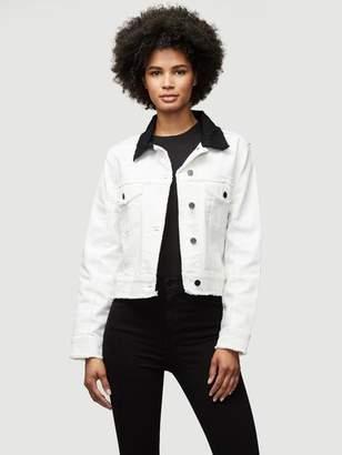 Frame Block Jacket