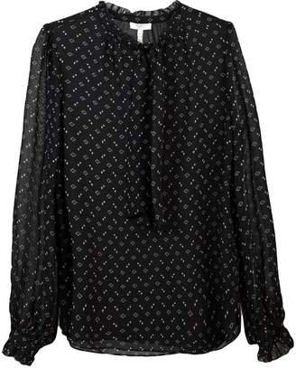 Joie (ジョア) - Joie triangle print blouse