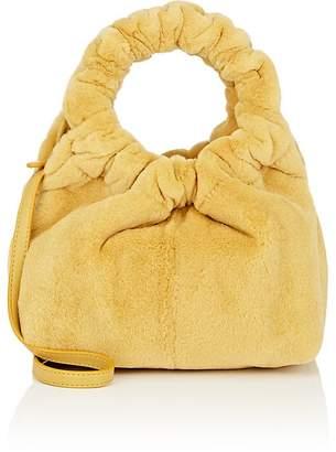 Women's Double-Circle Small Mink Fur Bag