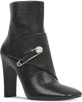 Nine West Quitit Booties Women's Shoes
