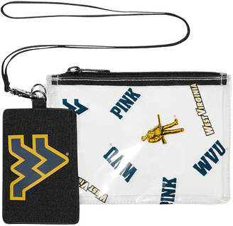 PINK West Virginia University Lanyard Pouch Set