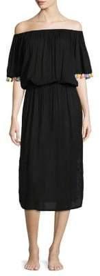 Cool Change coolchange Kari Off-The-Shoulder Shift Dress
