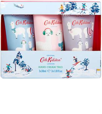 Cath Kidston Alpacas Set of 3 Hand Creams