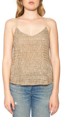 Women's Willow & Clay Strappy Camisole $69 thestylecure.com