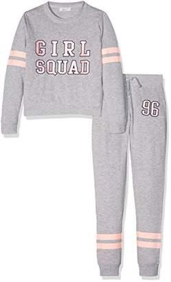 New Look 915 Girl's Twosie Squad Pyjama Sets