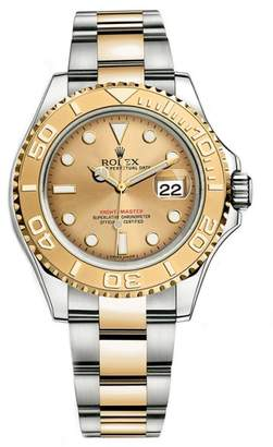 Rolex Yacht-Master 16623 Champagne Dial 40mm Mens Watch
